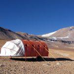 ARQ-X Refugio Glaciar Jotabeche