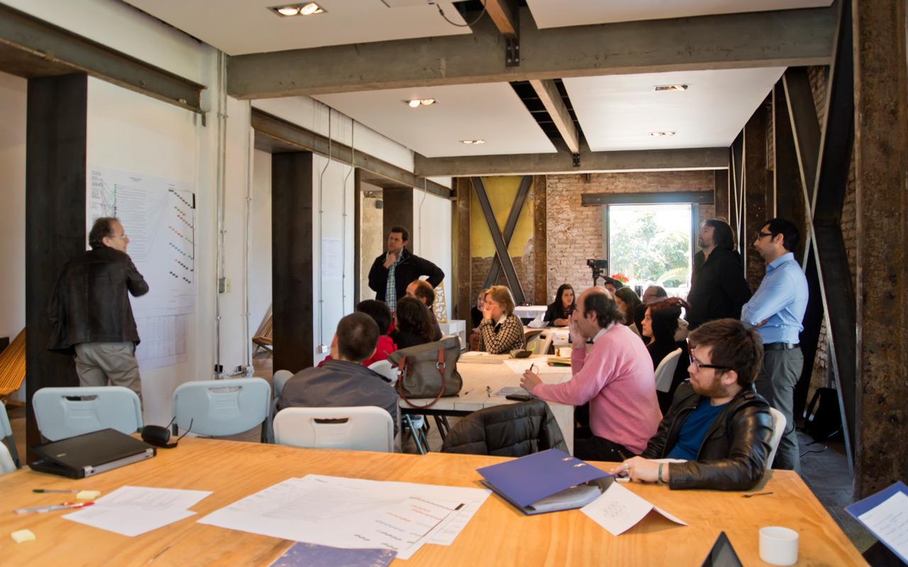 Primer taller de actualizaci n de programas de asignaturas for Asignaturas arquitectura